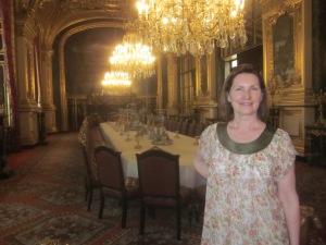 BOD spotlight - joan at Napoleons