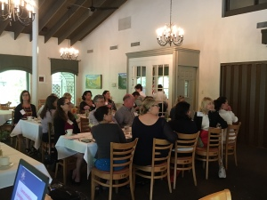 Luncheon - June 2016 - attendees