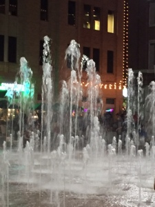 2016 - CLI water fountain