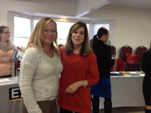 labor bkfst - joelle and debbie jordan - 1-2015