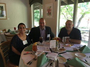2016 - August luncheon - dee ann and terrapin