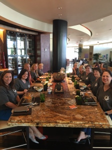 SVALA member lunch at Region 6 Conference 2016