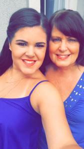 Cheri and her daughter, Megan