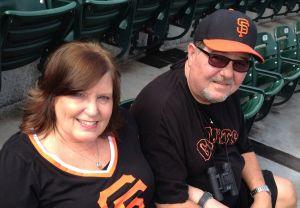 Cheri and her husband, Mark